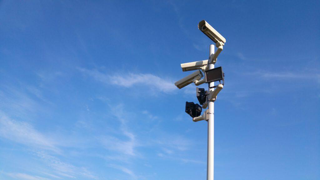 beveiligingscamera hikvision
