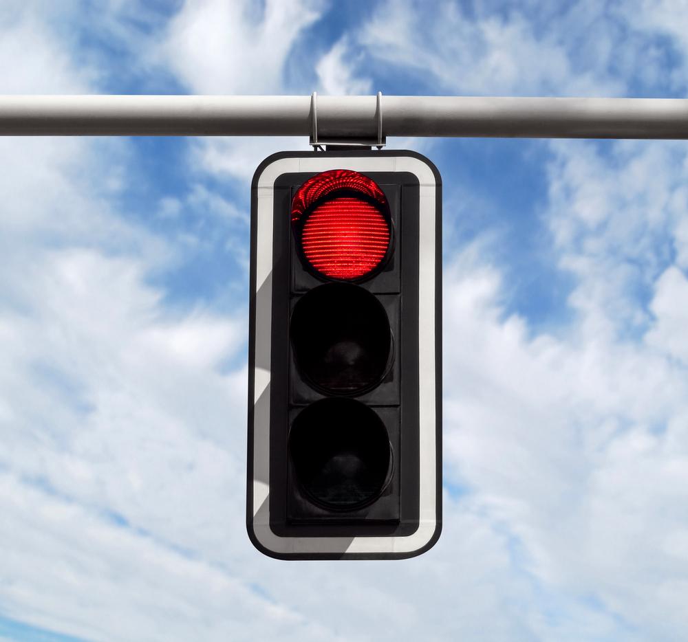 bezwaar boete rood licht