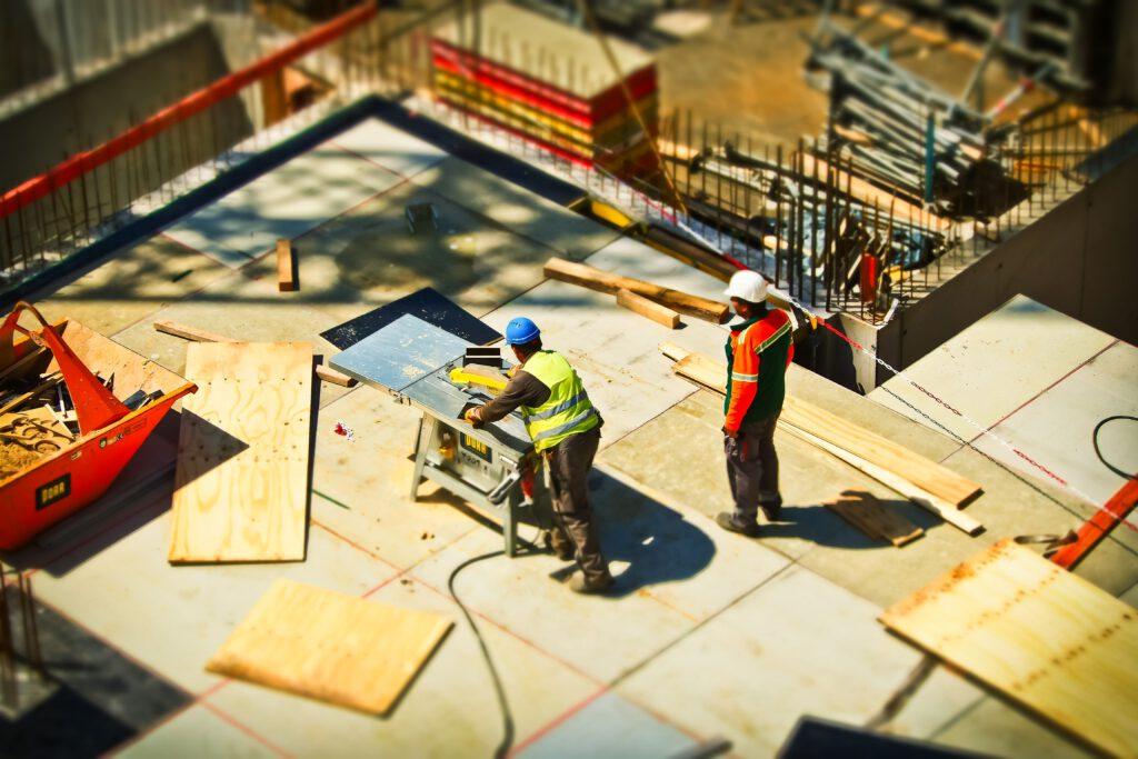handhaver bouw