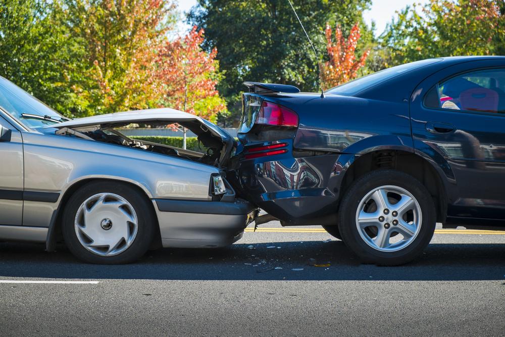 scooter ongeluk